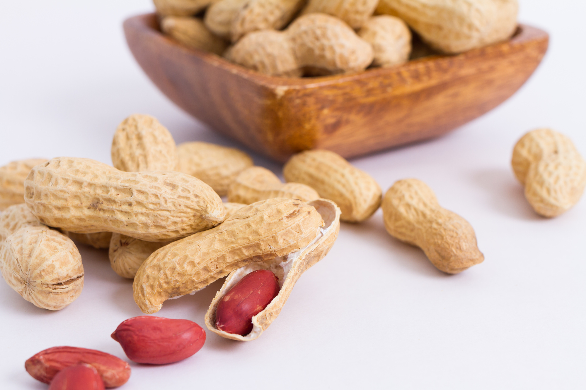 ピーナッツがインフルエンザ対策に有効。理由とピーナッツの栄養・効能を紹介